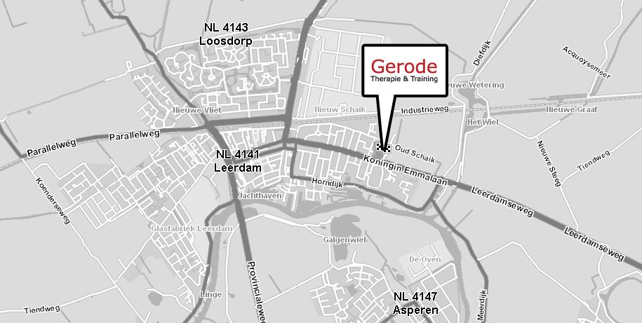 Locatie Gerode